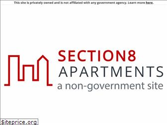 section-8-apartments.org