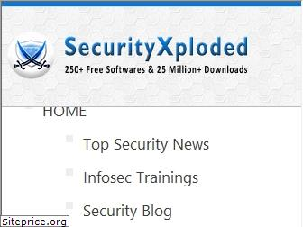 securityxploded.com