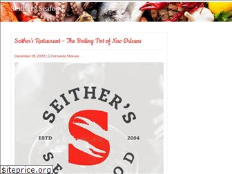 seithersseafood.com