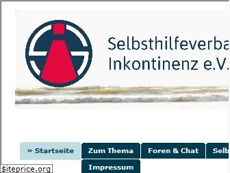 selbsthilfeverband-inkontinenz.org