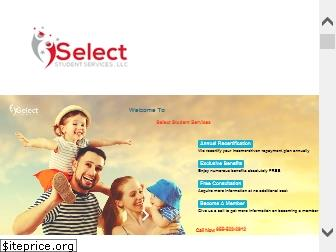 selectstudentservices.com