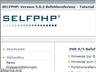selfphp.at