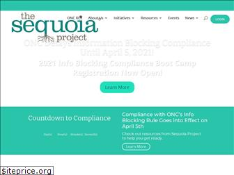 sequoiaproject.org