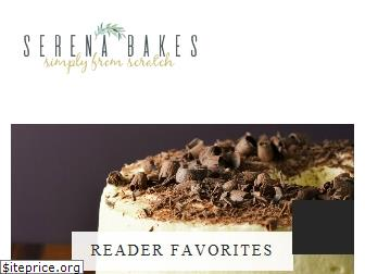 serenabakessimplyfromscratch.com