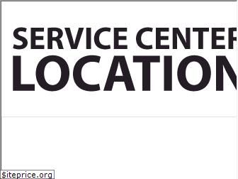 servicecenterlocation.com