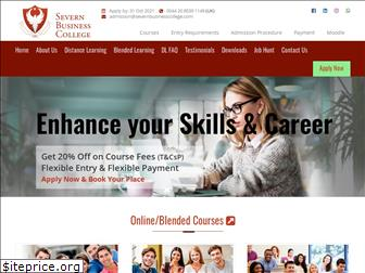 severnbusinesscollege.com