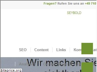 www.seybold.de website price