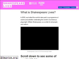 shakespearelives.org