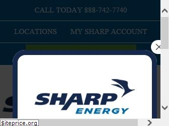 sharpenergy.com
