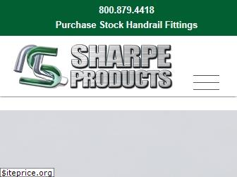 sharpeproducts.com
