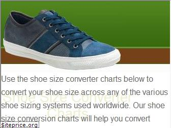 shoesizingcharts.com