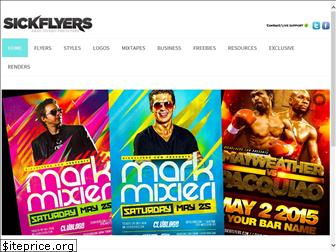sickflyers.com