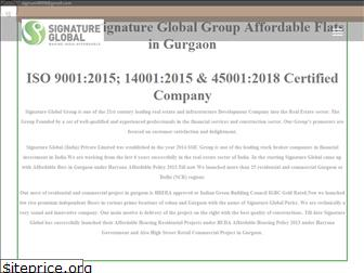 signatureglobalproject.co.in