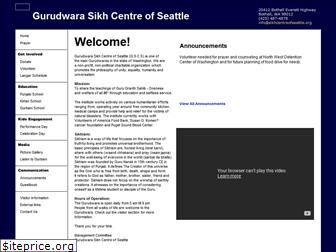 sikhcentreofseattle.org