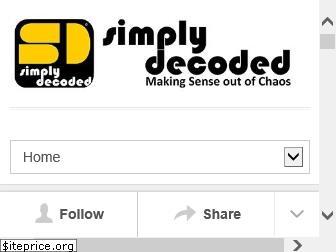 simplydecoded.com
