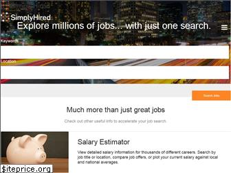 simplyhired.com