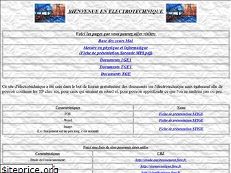siteelectrotechnique.free.fr