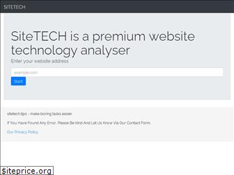 sitetech.tips