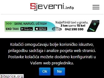www.sjeverni.info website price