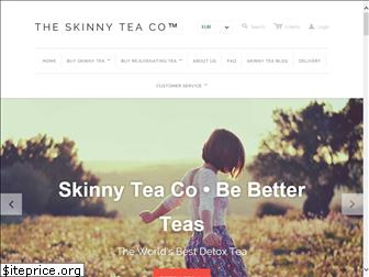 skinnytea.co.uk