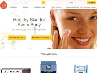 skinsafeproducts.com