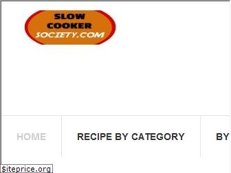 slowcookersociety.com