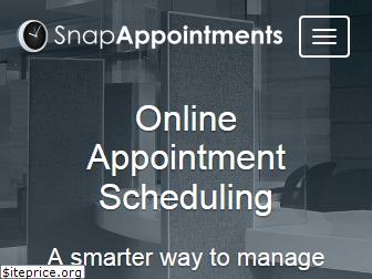 snapappointments.com