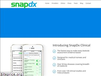 snapdx.co