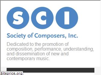 societyofcomposers.org
