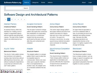 software-pattern.org