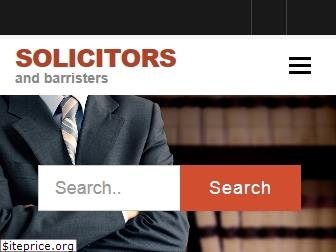 solicitors-barristers.co.uk