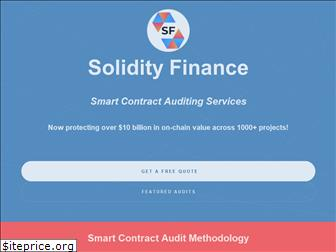 solidity.finance