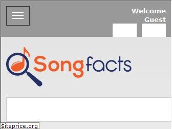 songfacts.com