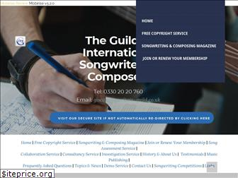 songwriters-guild.co.uk