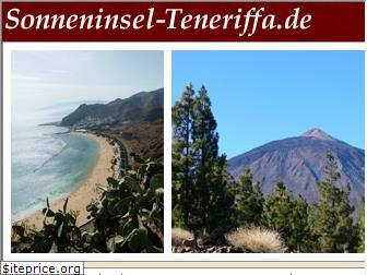 www.sonneninsel-teneriffa.de website price