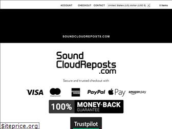 soundcloudreposts.com