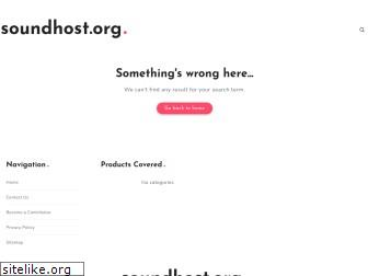 soundhost.org