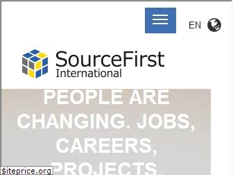 sourcefirstinternational.com