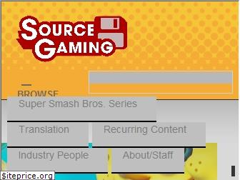 sourcegaming.info