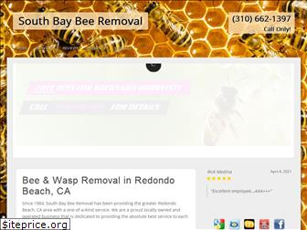 southbaybeeremoval.com