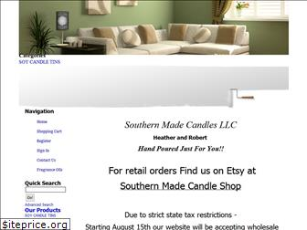 southernmadecandles.com