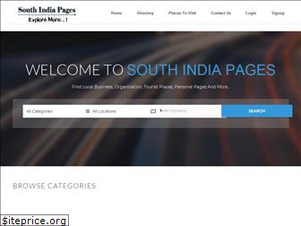 southindiapages.in