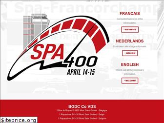 spa400.be