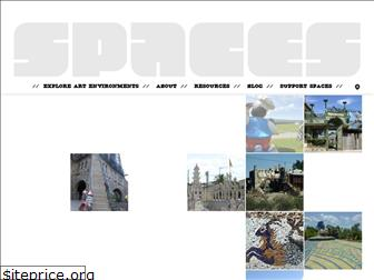 spaces-art-environments.org