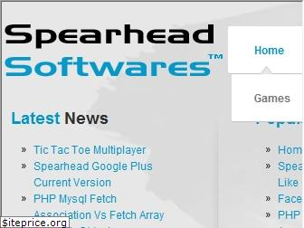 spearheadsoftwares.com