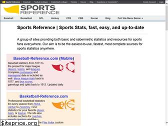 sports-reference.com