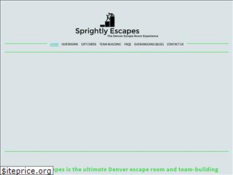 sprightlyescapes.com