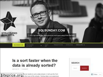 sqlsunday.com