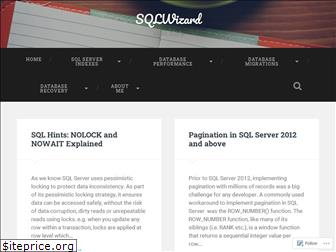 sqlwizard.blog