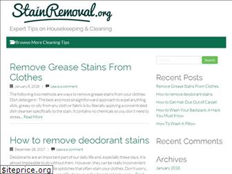 stainremoval.org